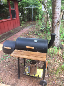 offset smooker BBQ