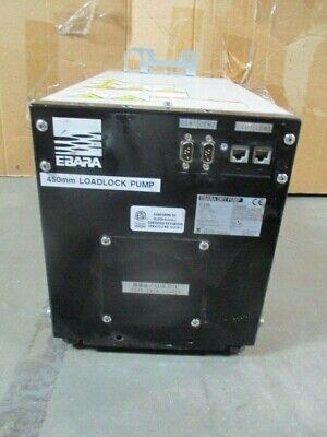 Ebara EV-S20N Dry Pump, DKB00848, Vacuum, 1670L/min, 5.0 PA, 3 Phase, 101257