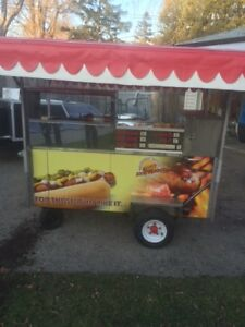 Hot Dog Vendor Caterer GTA for Weddings, Events, Birthdays, etc