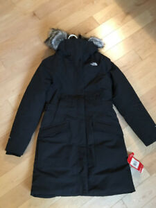Brand New North Face Parka
