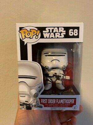 Funko Pop Star Wars First Order Flametrooper