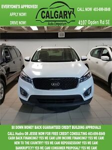 2016 Kia Sorento 2.0L Turbo LX *$99 DOWN 2 PAYSTUB GUARANTEED AP