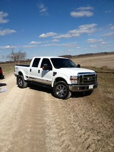 2009 Ford F-350 Pickup Truck London Ontario image 3