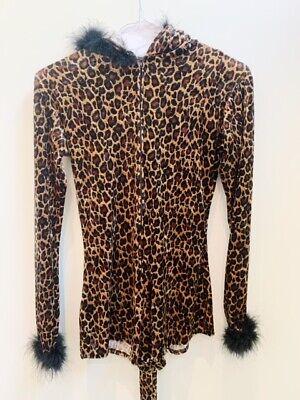 Cheetah Kitty Halloween Costume