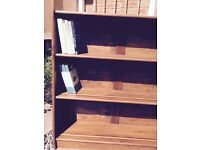 part house clearance...mirror..bookcase..planters stool chest drawers