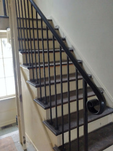 Custom Railings, Hand Rails, Stairs,Ramps, Guard Railing Systems London Ontario image 10