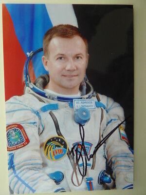 Jury Lontschakow (RUS), Kosmonaut - Foto signiert