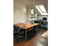 beautiful 8-12 person office in the heart of Clapham Old Town
