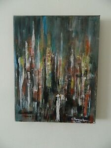 Original Abstract Acrylic Paintings for Sale- Affordable Prices
