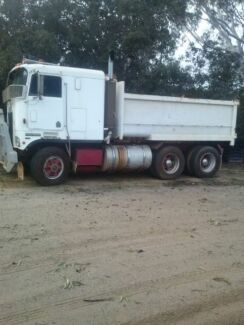 kenworth tipper Perth CBD Perth City Preview