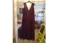 Dessy design bridesmaid dress size 22