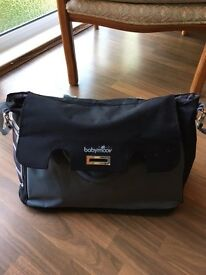 Baby move changing bag and mat