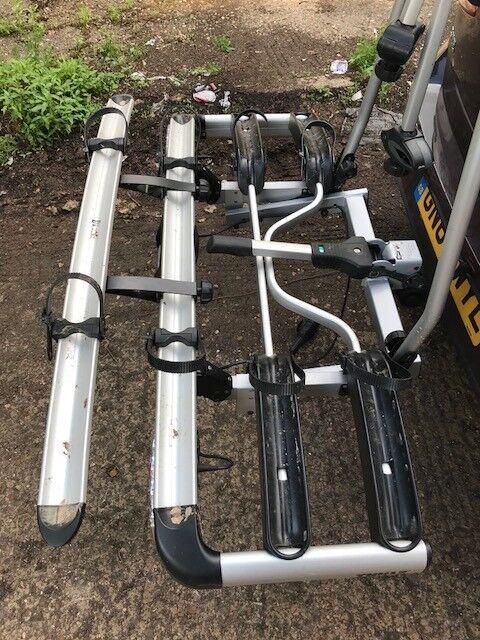 Thule G5 EC909 4 bike cycle carrier | in Shenley ...