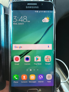 2 Samsung Galaxy S6 Edge 64GB