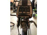 Livestrong elliptical cross trainer, model LS7.9E