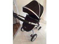 Silver Cross Surf Pram Travel System with Accessories