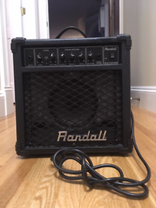 For Sale : Randall RG15XM Portable Guitar Amplifier  19 W