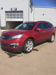 Great Find! 2013 Chev Traverse LTZ SUV, FULL WARR to 165,000kms!