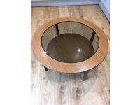 70s Schreiber Astro Style Coffee Table