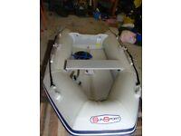 2015 Sunsport MS-230 VIB ARIB 230 inflatable keel sport boat dinghy tender rib