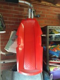 Kids sledge Never used excellent condition