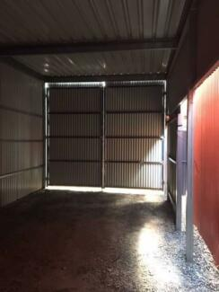 Shed for rent