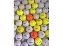 Quality Grade ONE Golf Balls