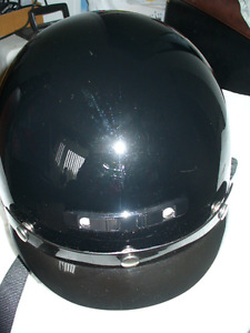 XL Black Special Needs Helmet for Car Passengers  etc.