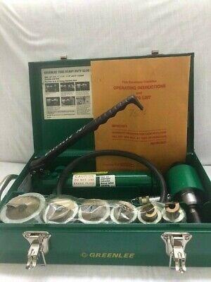 Greenlee 7506 Heavy Duty Slug Splitter Hydraulic Newold Stock