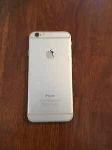 Used Silver Iphone 6 64gb