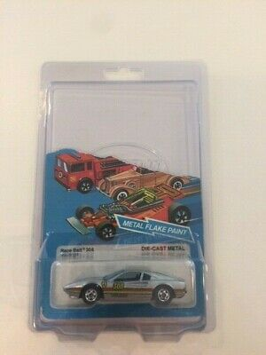 NEW HOT WHEELS MAINLINE SERIES RACE BAIT 308 #2021 IN BLISTER PACK & PROTECTOR