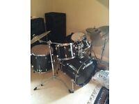 Yamaha Stage Custom all birch drum kit