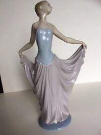 Lladro 1979 Ballerina/dancer