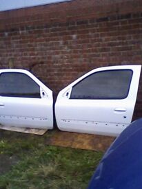 CLIO PHASE 1 & 2 1998/2005 PAIR DOORS