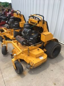 2013 Wright WSTX52 Stand on Mower