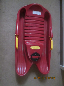 """Red Cobra Mega Blitz Snow Sled"""