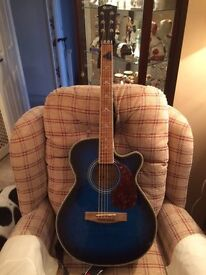LINDO ELECTRIC ACOUSTIC GUITAR