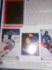 Wayne Gretzky Rookie & last card in GOLD! Belleville Belleville Area image 3