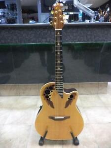 CV175860 Guitare Ovation 1768 ELITE Made in USA