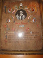 V 100805 Benedizione Apostolica Papa Pio Xii Autografo Joseph Migone 1950 -  - ebay.it