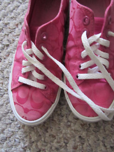 Ladies/Youths COACH sneakers