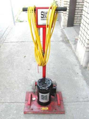 "Square Scrub EBG-20 Surface Preparation Floor Machine - Sanding Buffer 20"""