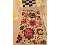 Rug - multicoloured for sale
