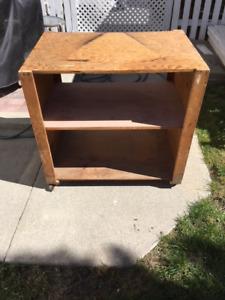 Work /Storage Bench