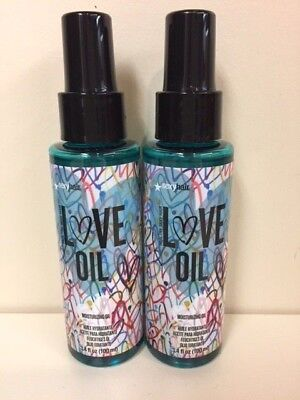 New  2 Healthy Sexy Love Oil Moisturizing Oil 3 4 Oz Unisex