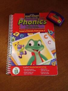 Leap Frog LeapPad: LeapStart Phonics Friends A to Z Interactive
