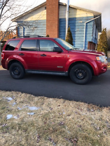 2008 FORD ESCAPE !!! HANDY MANS SPECIAL""