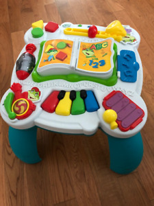 LeapFrog Musical Table French/English