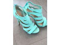 Ladies shoes / heels / trainers / sandals