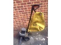 Mc Culloch Mac Vac leaf collector and mulcher excellent condiction £30.00 ONO